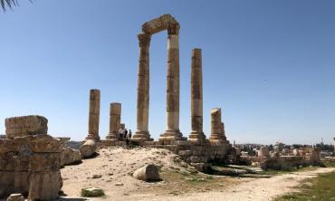 Land of ancient ruins