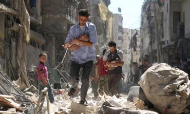 The Mideast conundrum