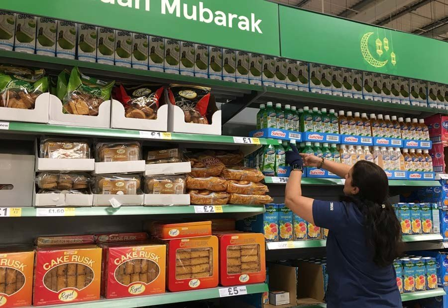 Britain's Ramadan shoppers