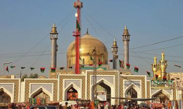 The whirl of Qalandar