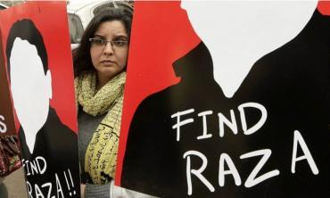 Where is Raza?