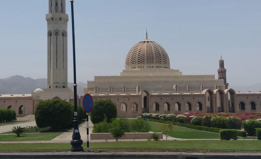 Around Oman and Qatar in eight days