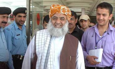 Maulana and Kashmir issue