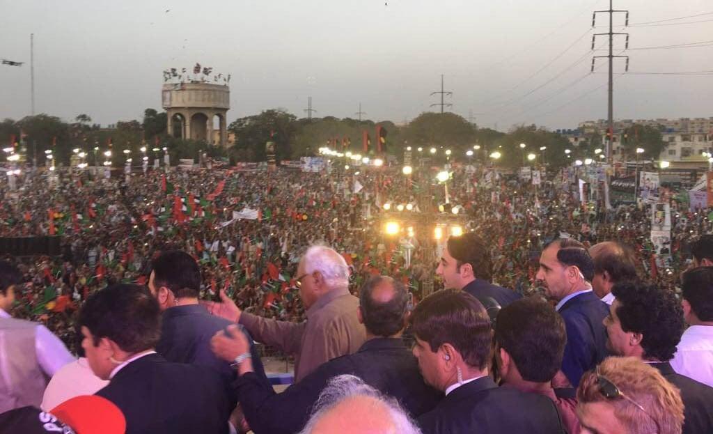 Karachi's electoral battle