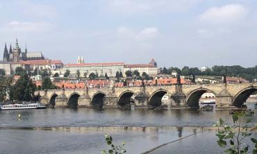 Czech out Prague!
