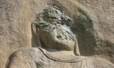 Excavating Jahanabad Buddhist complex
