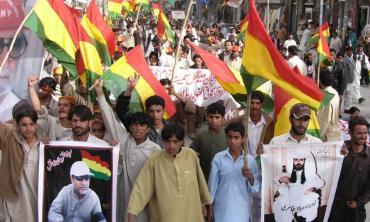 Battle lines in Balochistan