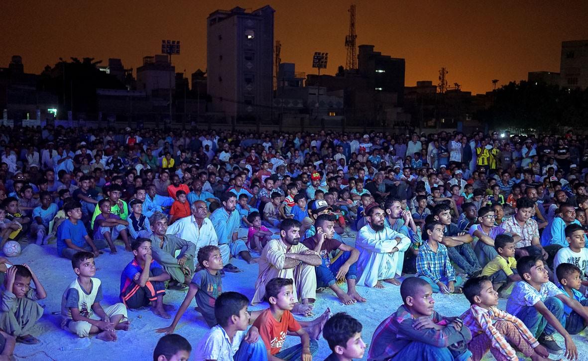 Meanwhile in Karachi