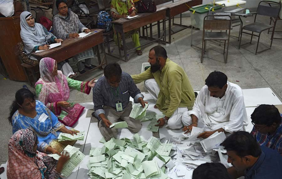 A case of cancelled ballots