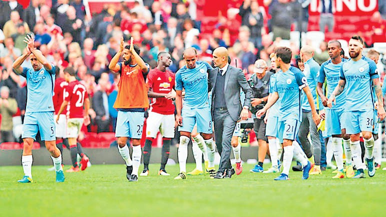 City overwhelming favourites to retain EPL crown