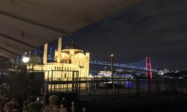 Ten days beside the Bosphorus