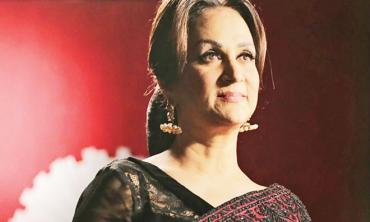 The gravitas of Bushra Ansari