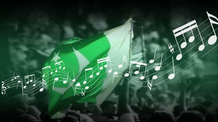 Of anthems and songs
