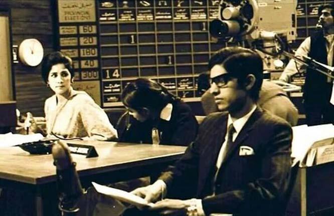 Nostalgia of election coverage