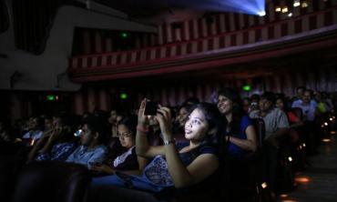 Cinema etiquette for dummies