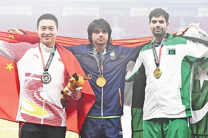18th Asian Games and India's sports policies