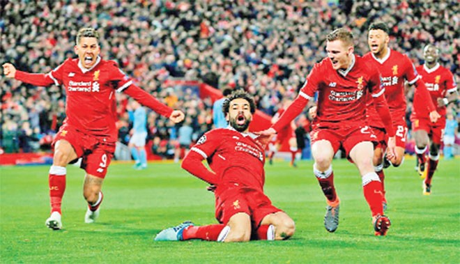 Is it finally Liverpool's year?