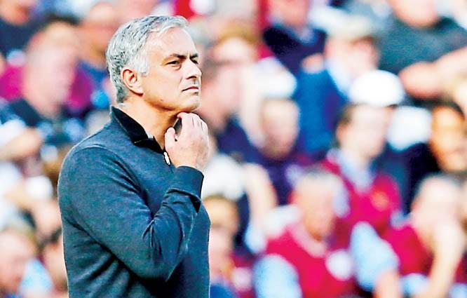 The clock is ticking for Mourinho