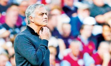 The clock is ticking for Mourinho