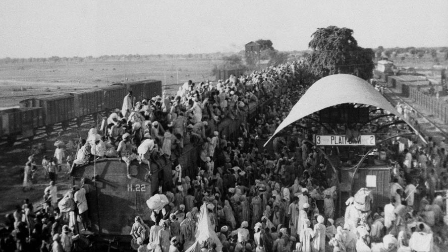 Eyewitness to perils of Partition