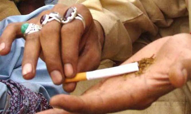 Pakistan's drug problem