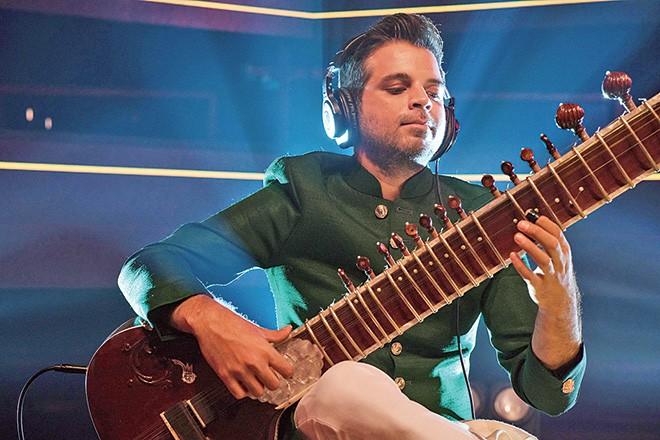 Introducing Mughal-e-Funk via Rakae Jamil