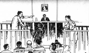 Sub judice or not
