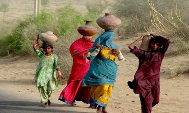 A portrait of rural Sindh