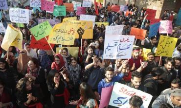 March under one banner