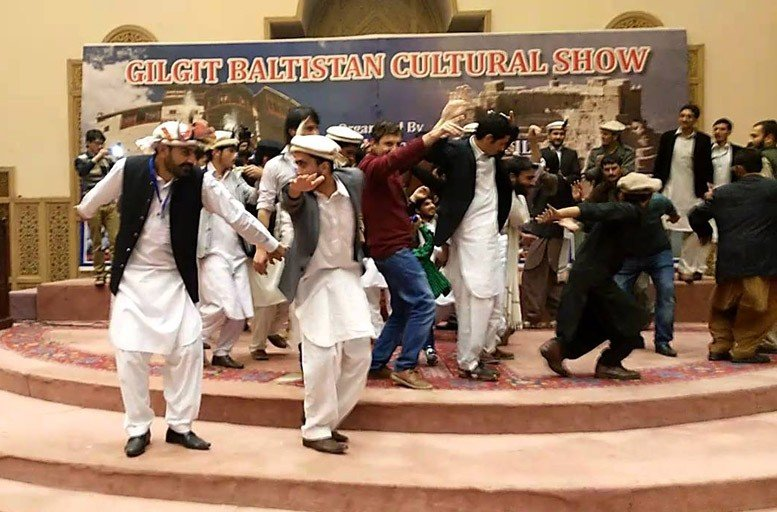 Kashmiri identity and Gilgit-Baltistan