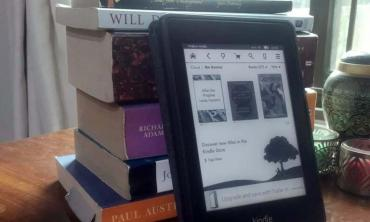 Reading in the time of Kindle