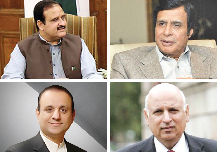 The new Punjab quartret