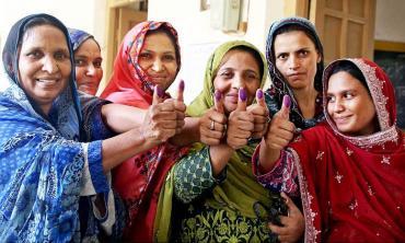Women's role in a peaceful Pakistan
