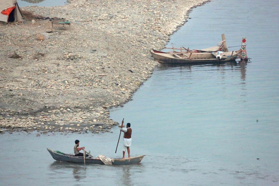 With Kabul River flows controversy