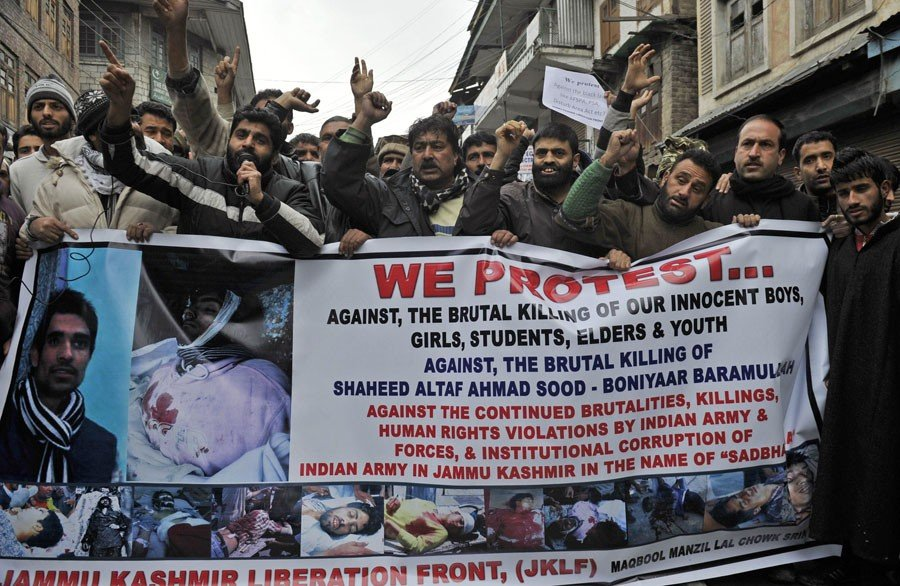 A new narrative for Kashmir