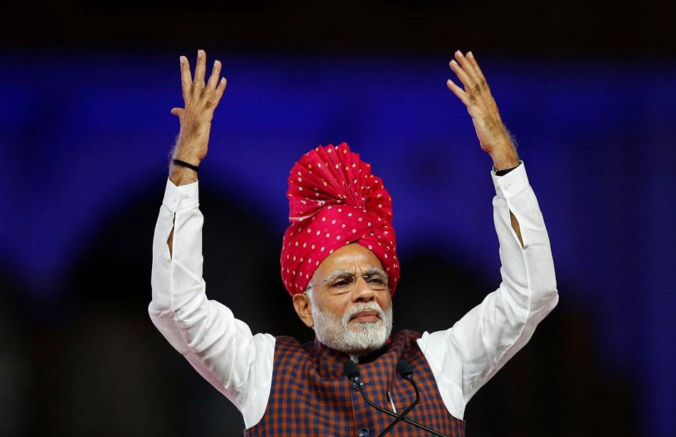 India's democracy gone astray