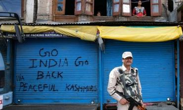 Kashmir in the status quo of war