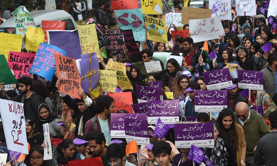 What made Aurat March possible?