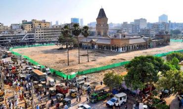 Gerrymandering in Karachi