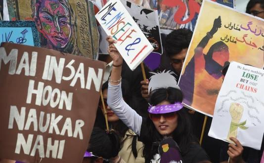 The Aurat after the march | Political Economy | thenews.com.pk