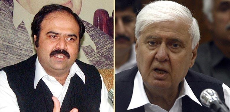 Alliance of Pakhtun nationalists