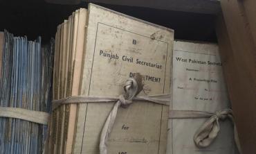 Digitising our past-I
