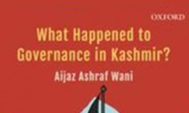 Governance in Kashmir