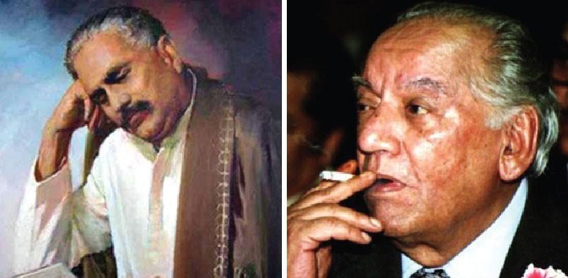 Re-reading Iqbal and Faiz