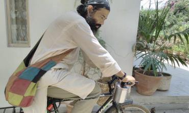 Rizwanullah's quest for a plastic-free world