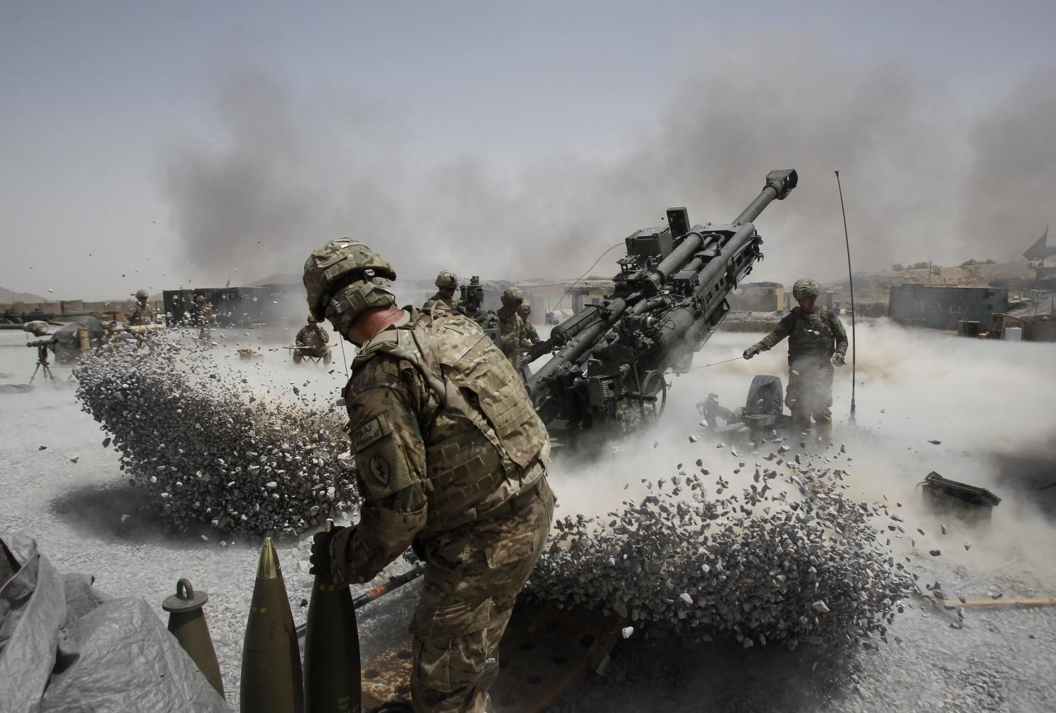 The divisive politics of Afghan peace