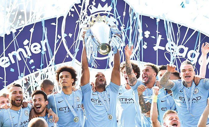 The Manchester City era is officially underway
