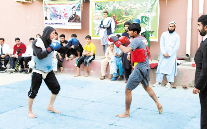 The case of tribal districts sports bodies