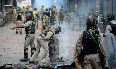 Kashmir under siege