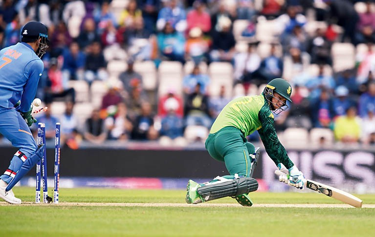 The pitiable Proteas